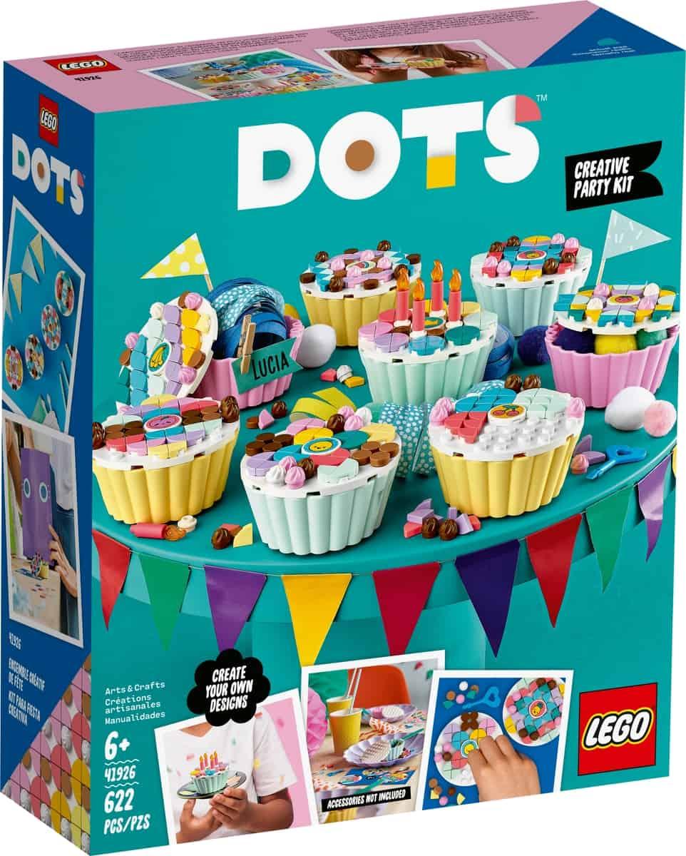 lego 41926 kit party creativo