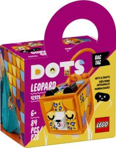 lego 41929 bag tag leopardo