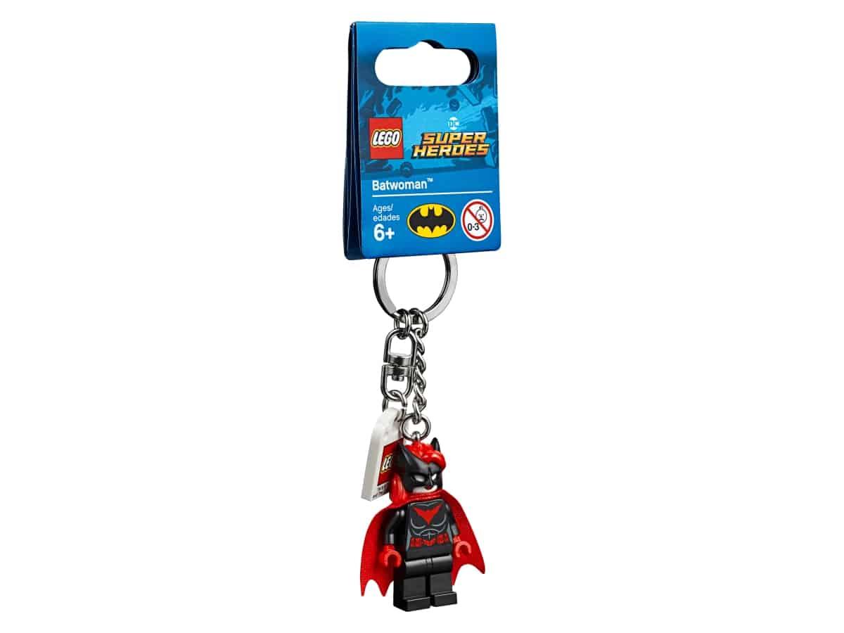 lego 853953 portachiavi di batwoman
