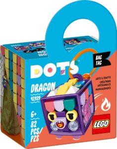 lego 41939 bag tag dragone