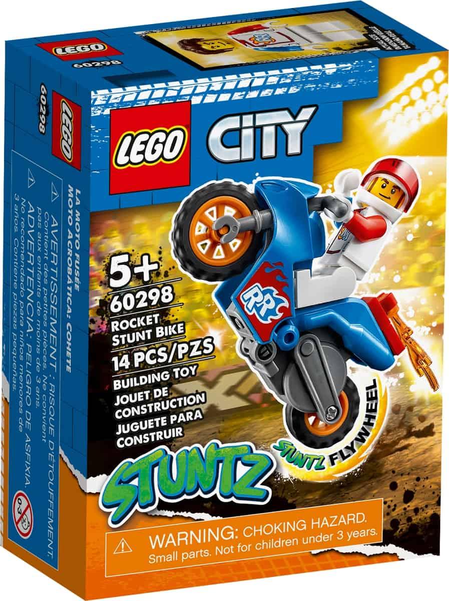 lego 60298 stunt bike razzo