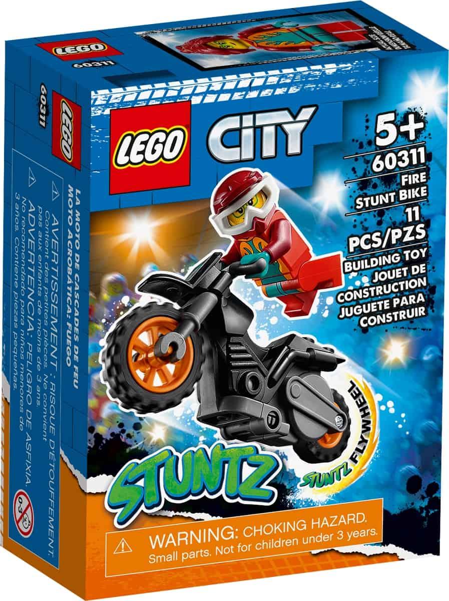 lego 60311 stunt bike antincendio