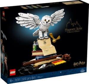lego 76391 icone di hogwarts edizione del collezionista