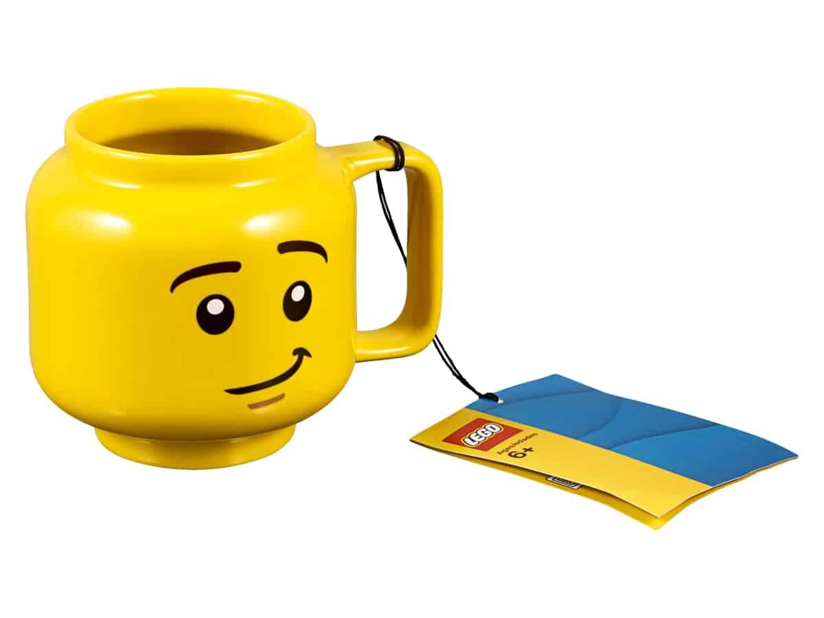 tazza in ceramica minifigure lego 853910