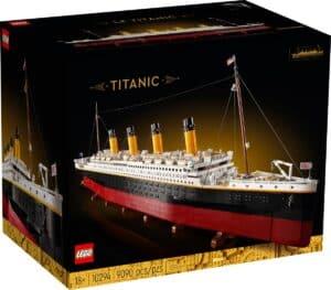 titanic lego 10294